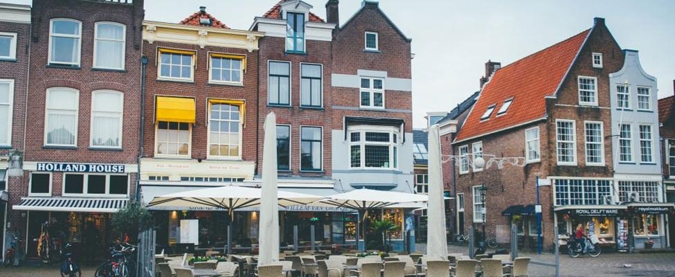 Project website Willem van Oranje